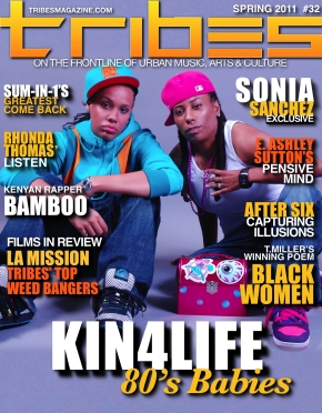 Issue 32 - Spring 2011 - 2